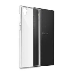 Transparent Silikon TPU-Skal till Sony Xperia L1 Transparent