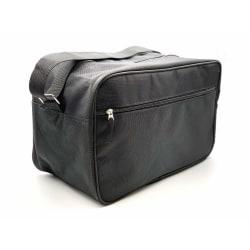 Väska 40x20x25 handbagage Ryanair och Wizz Svart one size
