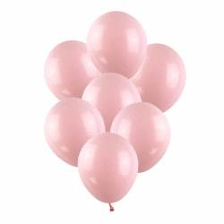 100-pack Rosa Ballonger 26cm Latex Fest Födelsedag rosa
