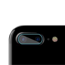 2-Pack iPhone 6 Plus Skydd för Kamera Linsskydd Kameralins transparent