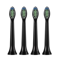 4-pack Philips Sonicare Kompatibla Tandborsthuvud Diamondclean svart