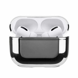 Apple AirPods Pro Case Fodral Stötsäkert Skyddsfodral Silver silver