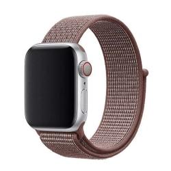 Apple Watch Lila Nylonarmband Sportloop Kardborreband 38/40 lila 38/40