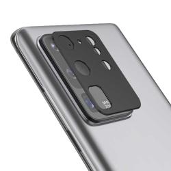 Galaxy S20 Ultra Linsskydd Skydd för Kamera Kameralins transparent