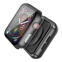 Heltäckande Apple Watch 4/5/6/SE Skal Skärmskydd Svart 40mm svart 40