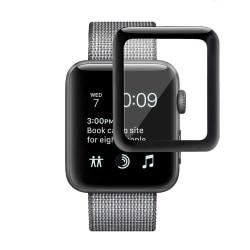 Heltäckande Skärmskydd Apple Watch 4/5/6/SE Displayskydd 44mm svart