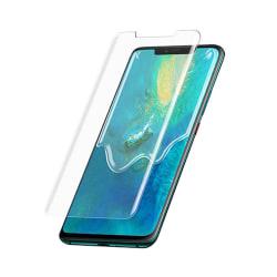Huawei Mate 20 Pro Skärmskydd Skyddsplast Displayskydd transparent
