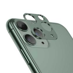iPhone 11 Pro/Pro Max Linsskydd Skydd för Kameralins Grön grön