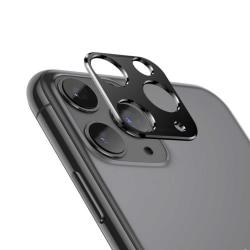 iPhone 11 Pro/Pro Max Linsskydd Skydd för Kameralins Svart svart