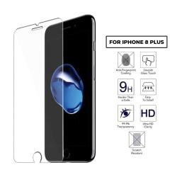iPhone 7 Plus HD Skärmskydd Härdat Glas transparent