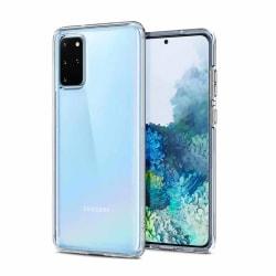 Tunt Genomskinligt Mobilskal Galaxy S20 Plus Transparent transparent
