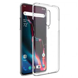 Tunt Genomskinligt Mobilskal OnePlus 7 Pro Transparent transparent