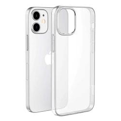 Tunt iPhone 12 Mini Genomskinligt Mobilskal Transparent transparent