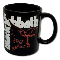 Black Sabbath - Mugg - Daemon Svart