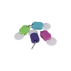 1st Mini Ficklampa med ögla för dragkedja mm