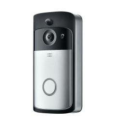 Trådlöst Dörröga, Dörrklocka med Wifi-kamera, 16GB minnesko