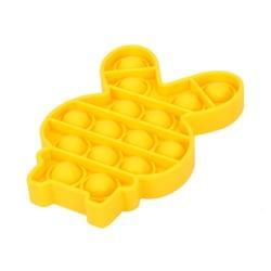 Pop it fidget toy bubble sensory fidget toy, 4st