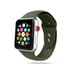 Armband • Apple Watch 1/2/3/4/5/6/SE (38/40MM) • Icon • Grön...