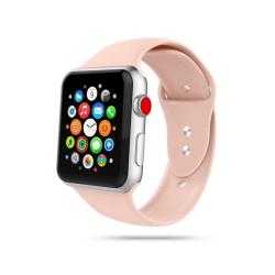 Armband • Apple Watch 1/2/3/4/5/6/SE (38/40MM) • Icon • Rosa/...