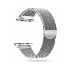 Armband • Apple Watch 1/2/3/4/5/6/SE (38/40MM) • Milanese • S...