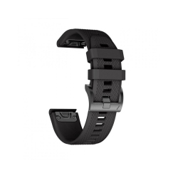 Armband • Garmin Fenix 3/5X/3HR/5X PLUS/6X/6X PRO (26mm) • Sm...