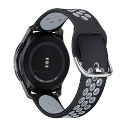 Armband • Samsung Galaxy Watch 3 (45mm) • Smoothband • Svart/...