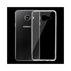 Galaxy A3 2016 Mobilskal - Gelcase - Transparent