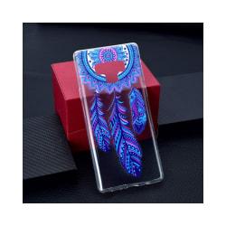 Galaxy Note 9 Mobilskal - Dreamcatcher - Blå