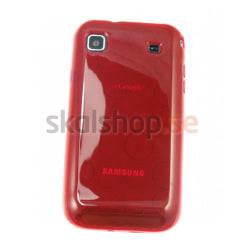 Galaxy S - i9100 gelcase röd