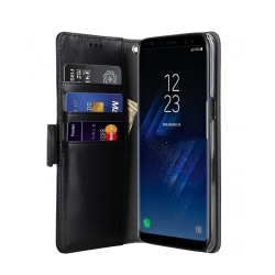 Galaxy S8 Plus Mobilfodral - MELKCO - Svart