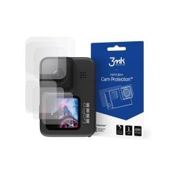 GoPro Hero 9 •Skärmskydd • HybridGlass 0.2mm • 3mk