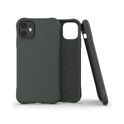 iPhone 11 • Mobilskal • Soft Case • Mörkgrön