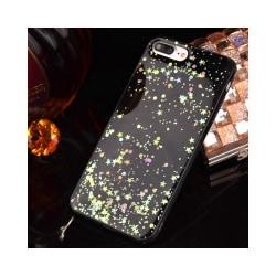 iPhone 7 / 8 / SE 2020 Mobilskal - Black stars II