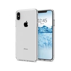 iPhone X / Xs Mobilskal - Spigen Liquid Crystal - Transparent