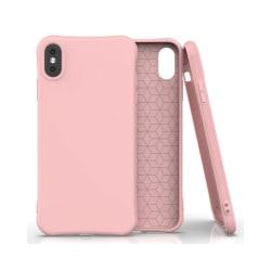 iPhone XS Max • Mobilskal • Soft Case • Rosa