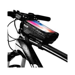 Mobilväska för cykel • Vattensäker • Wild man Hardpouch M