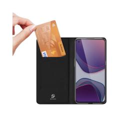 OnePlus 8T • Plånboksfodral • DUX DUCIS • Svart