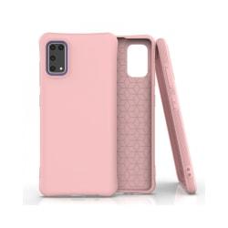 Samsung Galaxy A41 • Mobilskal • Soft Case • Rosa