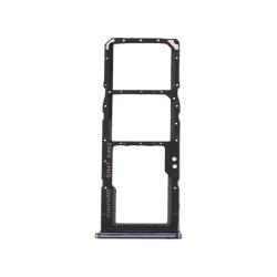 Samsung Galaxy A70 - Simkortshållare - Svart
