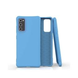 Samsung Galaxy S20 FE 5G • Mobilskal • Soft Case • Blå