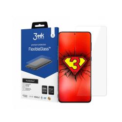 Samsung Galaxy S21 • Skärmskydd • Flexible Flat Glass • 3mk...