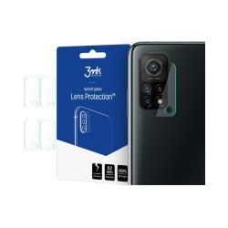 Xiaomi Mi 10T / 10T Pro •4x skydd för kameralins • FlexibleG...