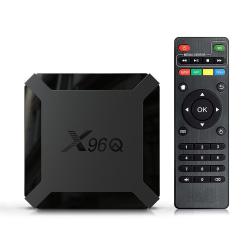 Androix box X96  svart