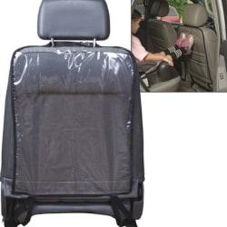 Skydd mot smuts bilstol l sätesskydd transparent