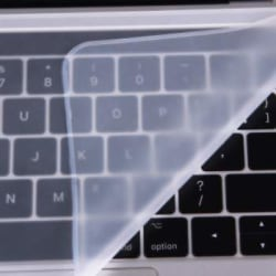 Skydda ditt tangentbord  transparent ca 31*13cm