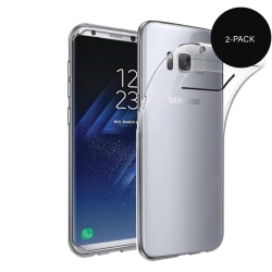 2-Pack skal - Galaxy S8
