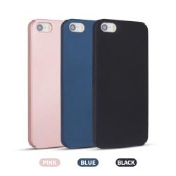 iPhone 5/5S/SE - Hårdplast skal - Mycket tunt & slitstarkt Blå