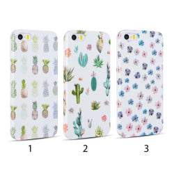 iPhone 5/5S/SE - Skal 1. Pineapple