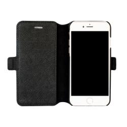 iPhone 7/8 - Plånboksfodral Svart