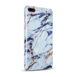 iPhone 7/8 Plus - Skal 1. White Gold Marble
